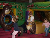 Weihnachtsfeier im Funpark Großen Linden_23
