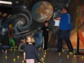 Weihnachtsfeier im Funpark Großen Linden_40